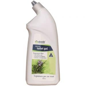 Abode Toilet Gel Rosemary and Mint 750ml