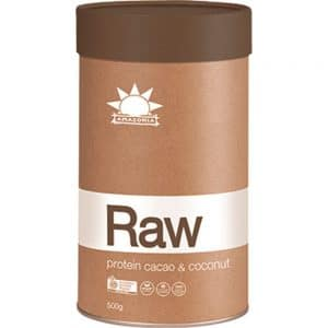 Amazonia Raw Protein Isolate Cacao Coconut 500g