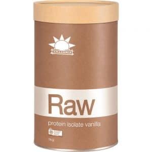 Amazonia Raw Protein Paleo Fermentd Vanilla and Lucuma 500g