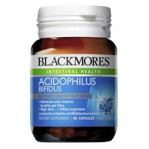 Blackmores Acidophilus Bifidus 90c