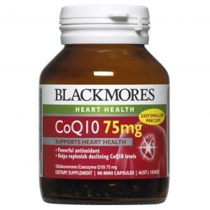 Blackmores CoQ10 150mg 30c