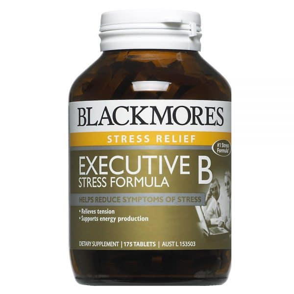 Blackmores Executive B Stress Formula 62t
