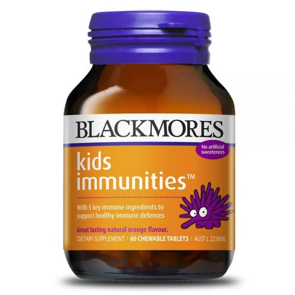 Blackmores Kids Immunities 60t