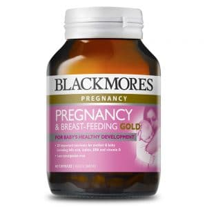 Blackmores Pregnancy and Breastfeeding Gold 180c