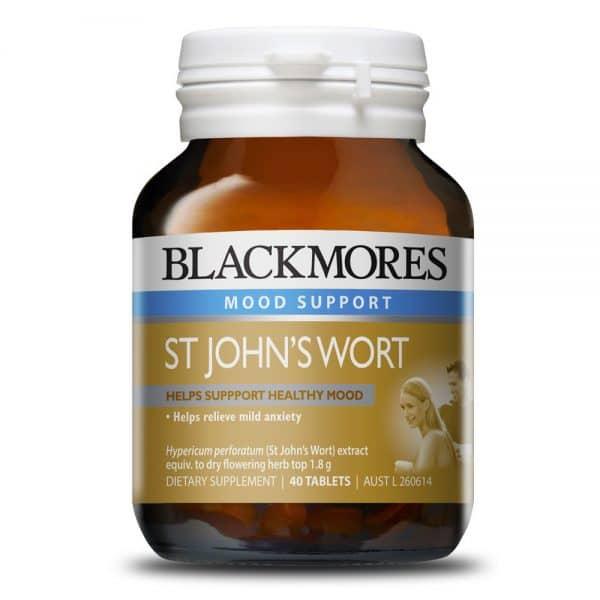 Blackmores St John's Wort 40t
